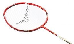 RAKIETKA BADMINTON NATURAL RED