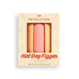 I Heart Revolution Tasty Sól musująca do kąpieli Hot Dog 120g