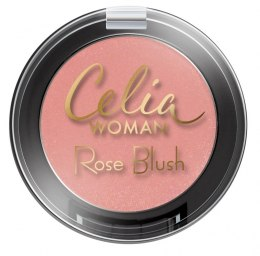 Celia Woman Róż do policzków Rose Blush nr 04 2.5g